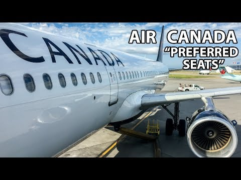 TRIP REPORT | Air Canada Airbus A321-200 (PREFERRED SEATS) Calgary To Toronto
