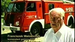 Ogromny Pożar Rafinerii Czechowice Dziedzice - Tragedia z 26.06.1971 r. - Reportaż TVP