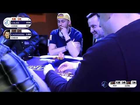 MPN Poker Tour Malta 2017 Final Table