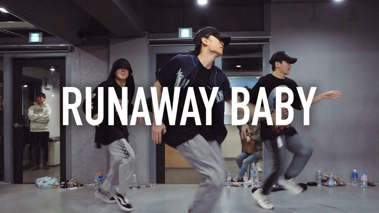 Runaway Baby - Bruno Mars / Junsun Yoo Choreography