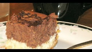 Coconut Chocolate Cheesecake | EASY TO LEARN | QUICK RECIPES