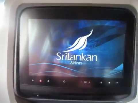 Colombo to Tokyo, Sri Lankan Direct Flight UL454 Loading at Narita Airport -Tokyo Japan-March 2017