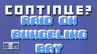 Raid on Bungeling Bay (NES) - Continue?