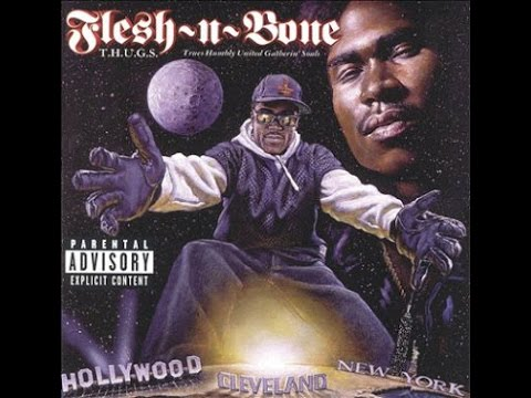 Flesh-N-Bone - Northcoast feat. Layzie Bone, Damon Elliott & Tiarra (T.H.U.G.S.)