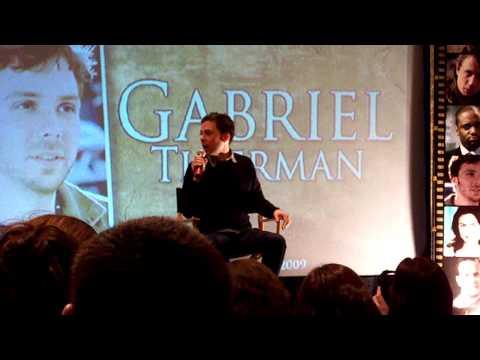 Gabriel Tigerman Supernatural Con  Super Power