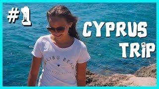 VLOG: Cyprus Trip!//Водопад и Горы//часть 1