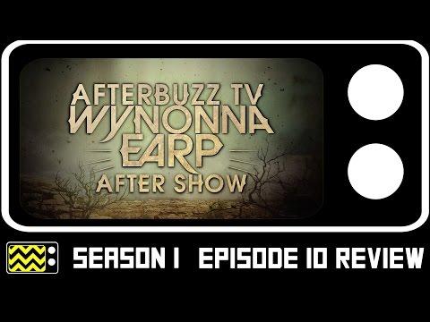 Wynonna Earp Season 1 Episodes 9 & 10 Review W/ Beau Smith | AfterBuzz TV