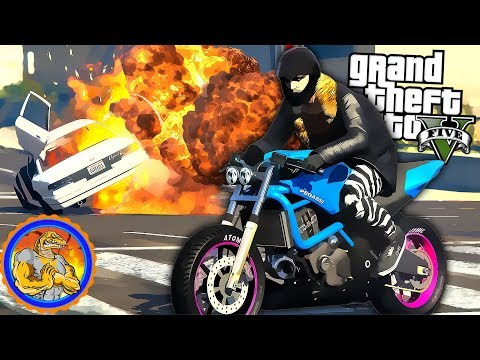 EXTREME Rage Races  | GTA 5 Stunt Races and Rages | GTA V ONLINE PC Multiplayer
