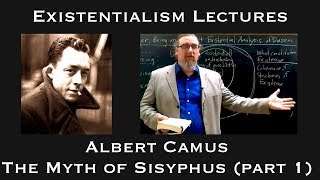 Existentialism:  Albert Camus, The Myth of Sisyphus (part 1)