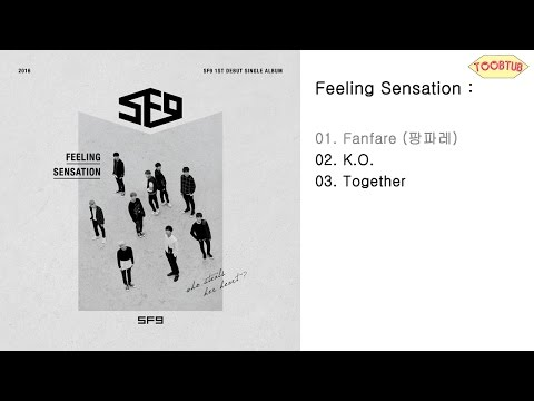 Download lagu baru [Single] SF9 - Feeling Sensation [1st Debut Single Album] online