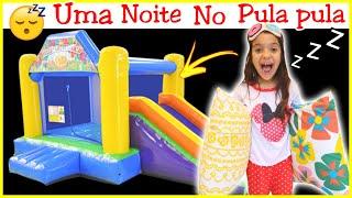 PASSEI a NOITE no PULA PULA !!