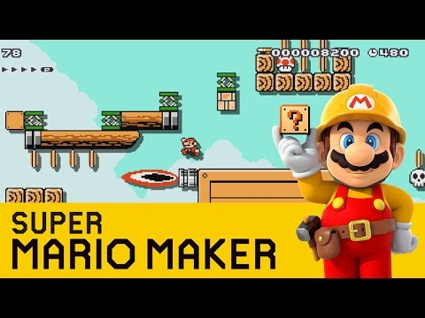 Super Mario Maker - Level For Sqaishey (2)