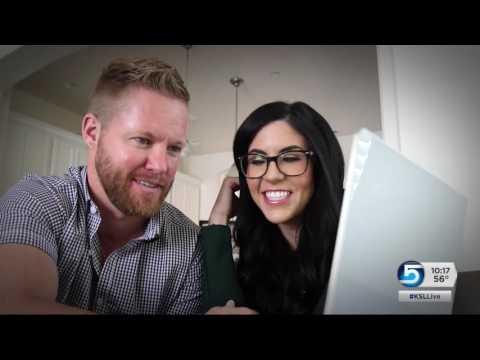 A West Jordan bride and her paraplegic groom prove dreams come true