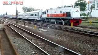 langsiran Kereta api Progo