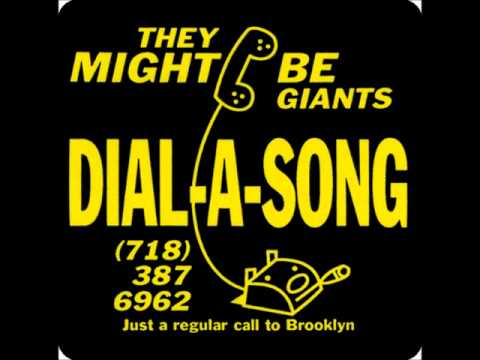 They Might Be Giants Dial-A-Song Week 1: The Bells Are Ringing  (Demo)