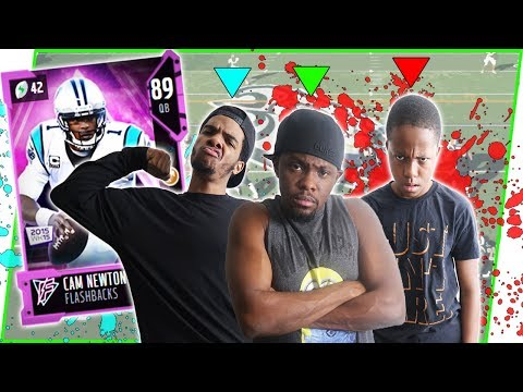 A NEW QUARTERBACK, AND HE'S HERE TO TAP CHEEKS! - Madden 18 MUT Squads Gameplay