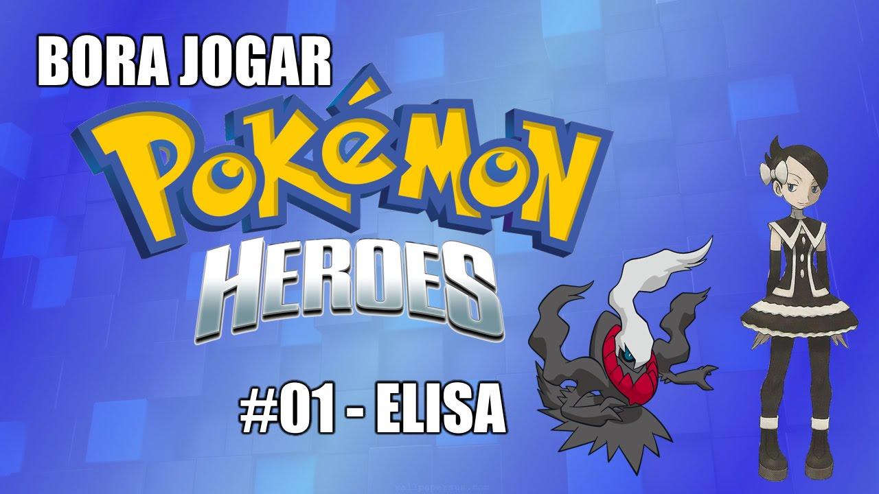 Rpgxp] pokemon heroes pokemoner. Com.