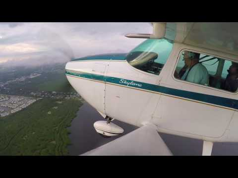 Flying around Vero Beach