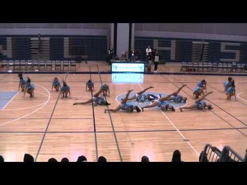Yorktown Dance Team: Ballet to Hip-Hop (1/25/11)