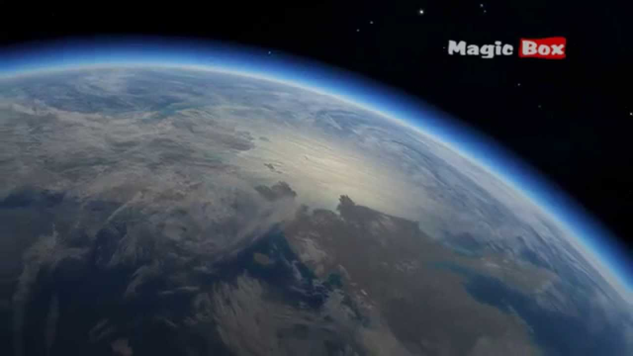 Earth - The Solar System - Animation Educational Videos ...