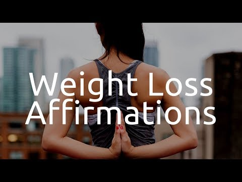 200+ Weight loss Affirmations! (432 Hz – Listen for 21 Days!)