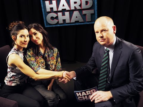 Hard Chat: The Veronicas