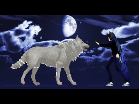 Running With The Wolves {MMD} [With Lyrics!!]