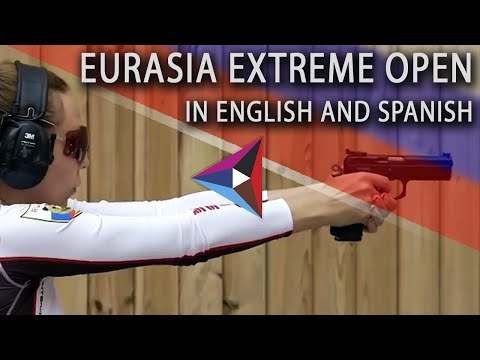 Eurasia Extreme Open 2016 (English dub, Spanish sub)