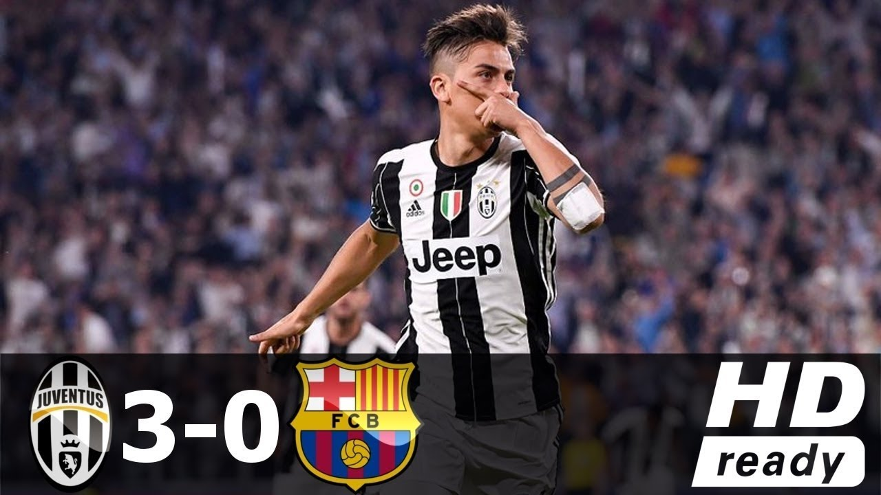 juventus vs barcelona 3 0 all goals full highlights champions league 11 04 2017 hd subscribe youtube juventus vs barcelona 3 0 all goals full highlights champions league 11 04 2017 hd subscribe