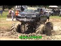 BIGGEST TRACTOR TIRE TRUCK AT ZWOLLE MUD BOG!!!