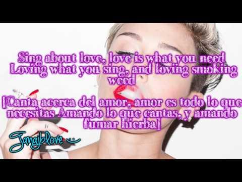 Miley Cyrus - Dooo It [Lyrics - Traducida Al Español] HD