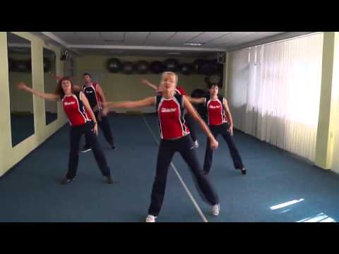 Фитнес зарядка под музыку  Упражнения стоя