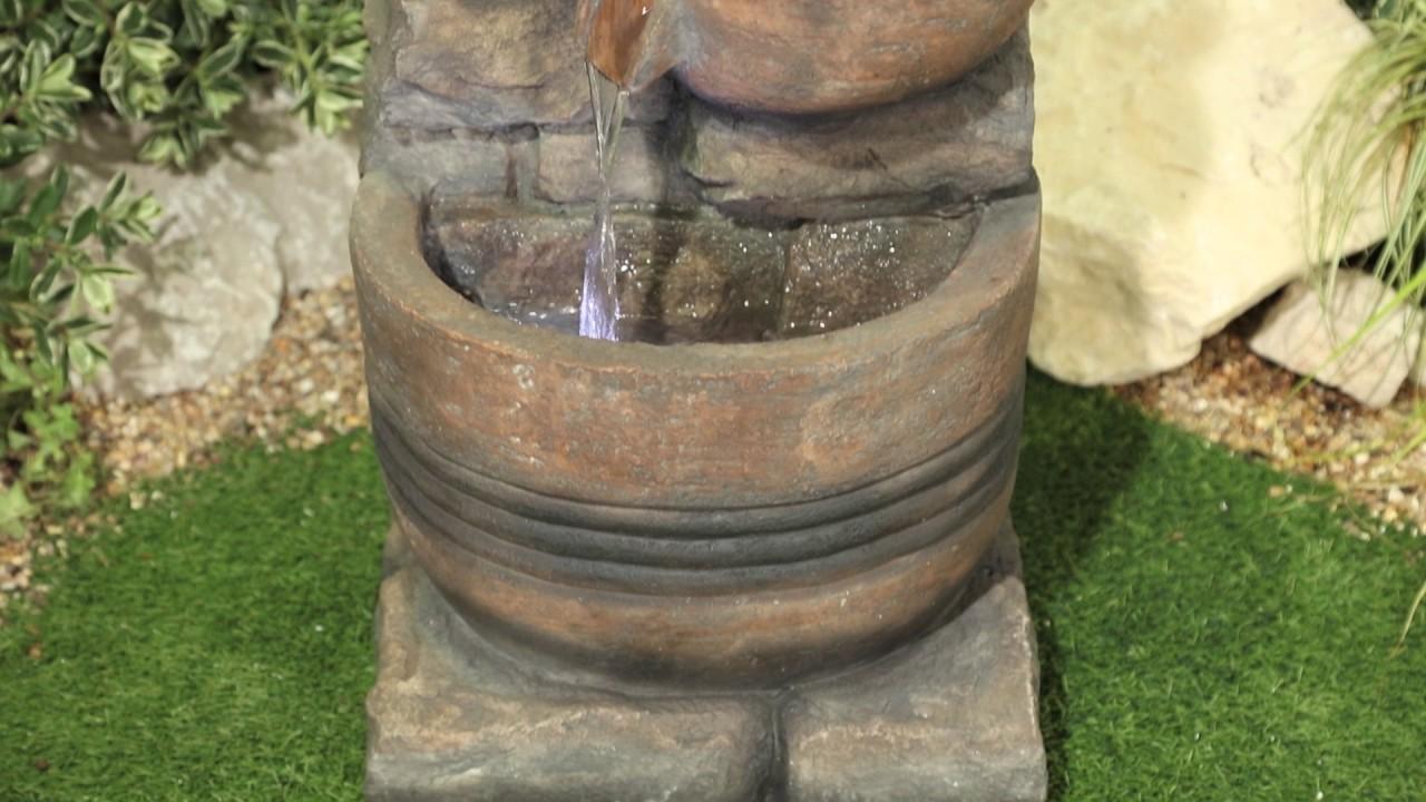 Roman Spills Kelkay Easy Fountain Youtube