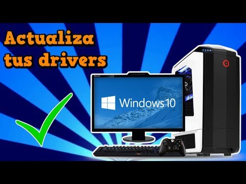 Descargar Y Actualizar DRIVERS Windows 10 / SÚPER FÁCIL 2019