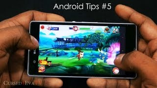 10 Best HD Games (Free) for Android (shown on the Galaxy S3 & Xperia Z) - 2013 - Android Tips #5