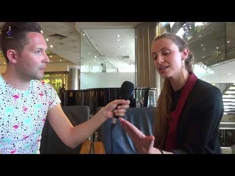 Interview Sennek (Belgium 2018) after semi final