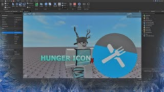 Creating a Hunger Bar Icon | ROBLOX