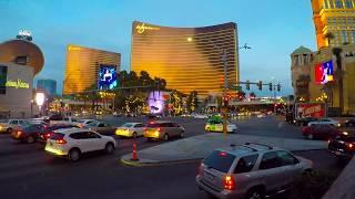 VLOG Episode 2 // Las Vegas in Fast Forward. GOPRO, Bellagio, Venetian, Gondola and T-Mobile Arena