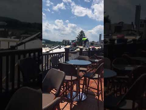 Rooftop Dining At The Great American Pub In Conshohocken