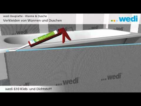 Wedi | DE   Lösungen: Verkleiden Von Duschen Und Badewannen Mit Dem Wedi  Bathboard Good Ideas