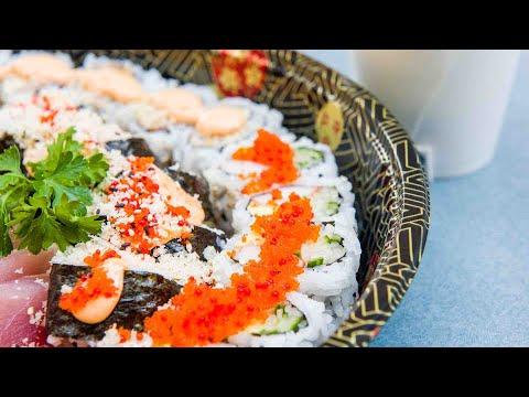 YuSushi Is Toronto's Hidden Gem For Sushi