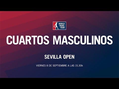 Cuartos de Final Masculinos Sevilla Open 2017   World Padel Tour