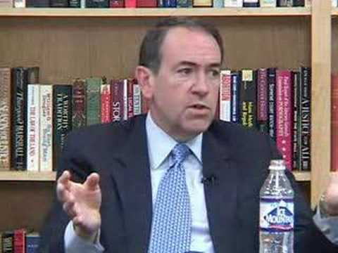 Mike Huckabee: Stem cell research