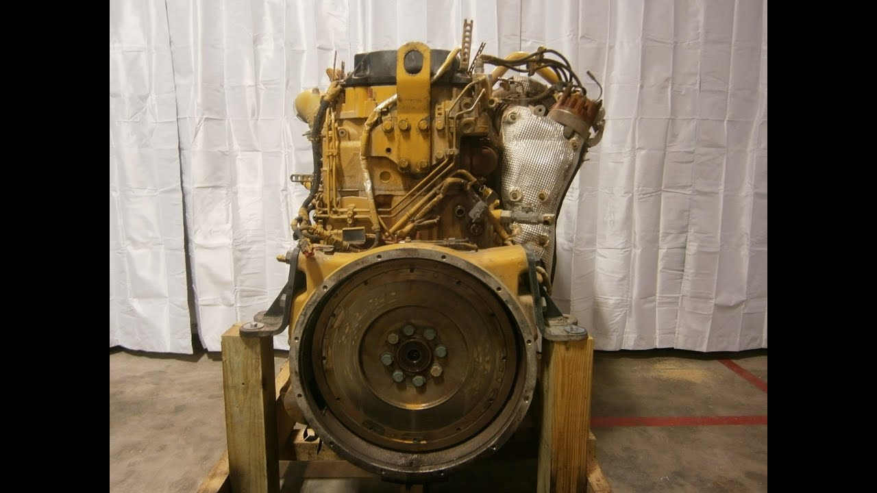 2008 cat c13 430 hp engine [ 1280 x 720 Pixel ]