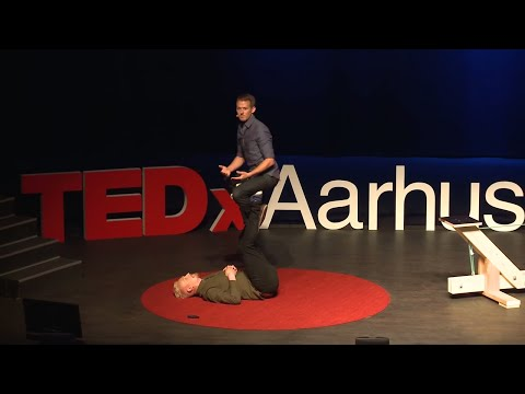 Move, Play, Explore, Inspire | Move Copenhagen | TEDxAarhus