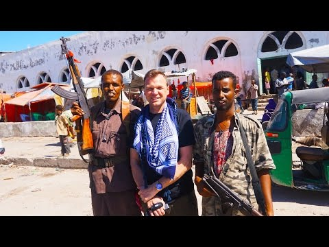 MOGADISHU ADVENTURE [Part 1]