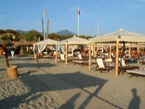 Twiga Beach - Forte dei Marmi - YouTube