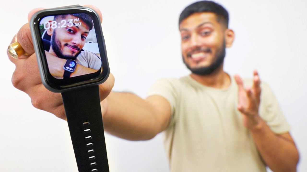 This Budget Smartwatch is Great value for Money!