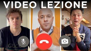 SCUOLA - TIPI DA VIDEO LEZIONI - iPantellas