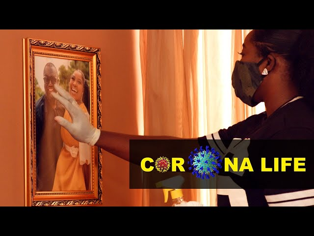 Corona Life - Episode 7 - Locked Down | TV/WEB SERIES GHANA